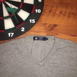 J. Crew 🎯 Men's 💙 V-neck Sweater